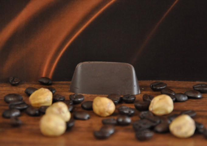 Coffee giandujotto