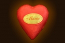 costom chocolate heart